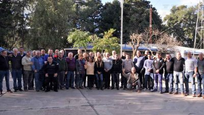 El movimiento obrero regional llamó a recuperar la representación sindical en el PJ