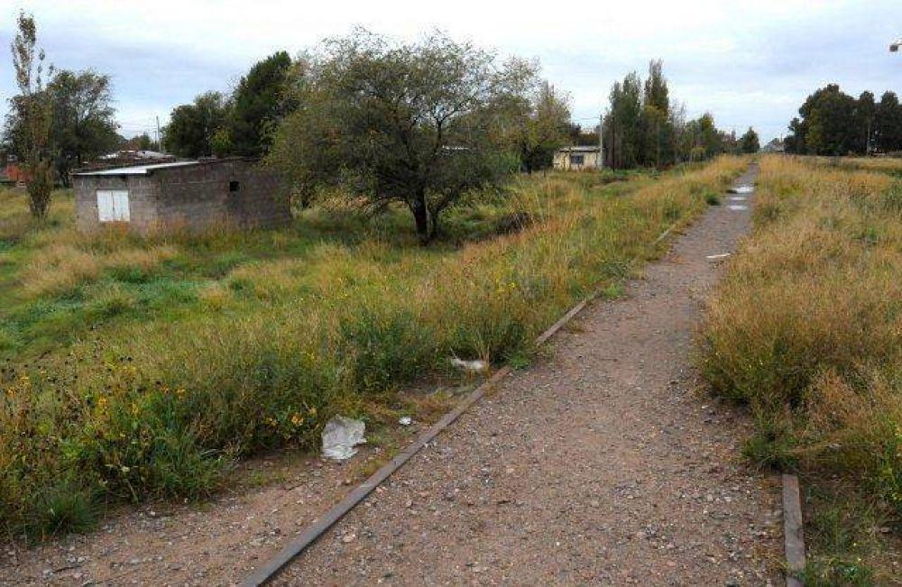 Buenas expectativas por la posible disponibilidad de tierras del ferrocarril