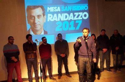 """Lanzaron la Mesa San Isidro """"Randazzo 2017"""""""