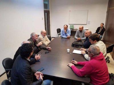 Analizan unificar un proyecto de emergencia para pymes bonaerenses