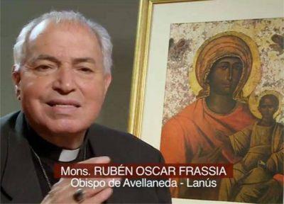 """Mons. Frassia: """"Hacer más creíble la Iglesia del Señor"""""""