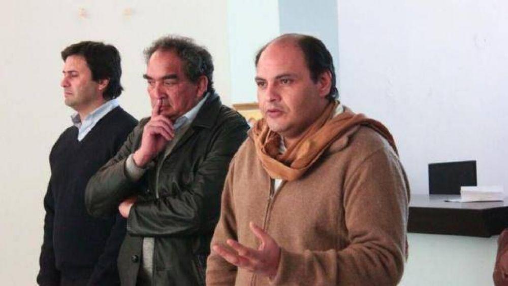 Gustavo Saadi llamó a la unidad del peronismo en las legislativas