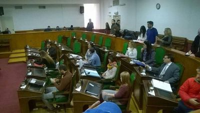 Concejo Deliberante: en medio de rumores de internas, el oficialismo no dio quórum y se cayó la sesión