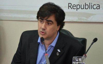 """Nogar: """"Las contrataciones son transparentes, legales y figuran en el Boletín oficial"""""""