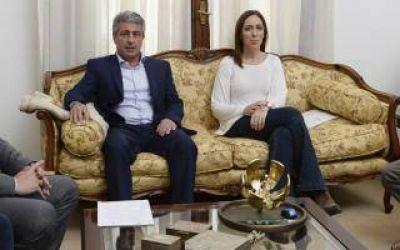 Vidal recibió a los intendentes de Pergamino, Viamonte, Chacabuco y Tejedor