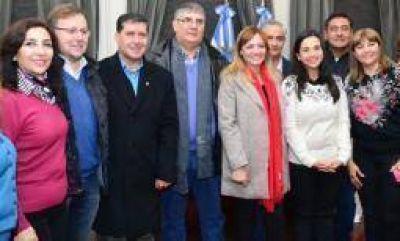Tere Madera recibió el respaldo de diputados nacionales del PJ