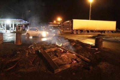Terminó el conflicto del SOEM pero continúan las dificultades para transitar en Autovía