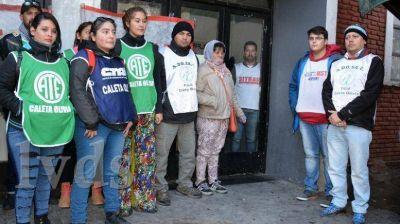 Lugo sigue en la municipalidad, la Mesa de Unidad Sindical se solidarizó con él