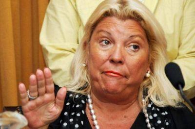 """Un senador massista denunciará a Carrió por vincularlo con un """"supuesto soborno"""""""