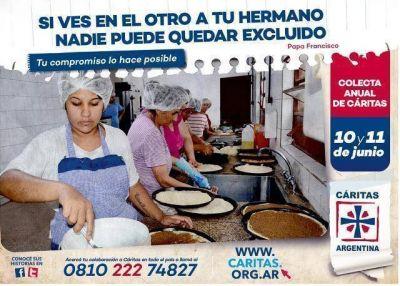 """Mons. Ojea: """"La mesa de los argentinos es grande y faltan muchos"""""""