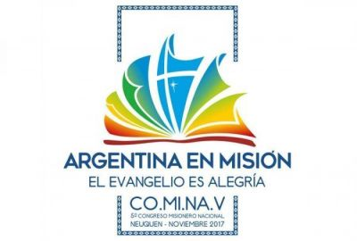 Isologotipo del 5° Congreso Misionero Nacional
