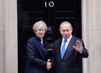 """Primera ministra de Reino Unido: """"Seré la defensora de la comunidad judía en Gran Bretaña"""""""