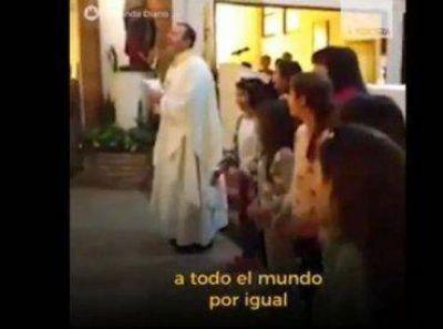 """Sacerdote graba versión """"cristiana"""" de la canción Despacito"""