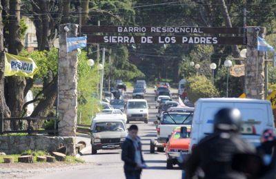 Presentaron el proyecto pidiendo que Sierras de los Padres sea municipio