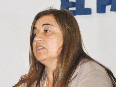 """Claudia Rodríguez y el """"salto"""" de Rosso: """"Lamentamos que otros estén pensando en un oportunismo electoral"""""""