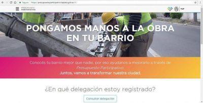 LOS VECINOS DE LOS HORNOS YA PUEDEN ELEGIR POR CINCO OBRAS DEL PRESUPUESTO PARTICIPATIVO