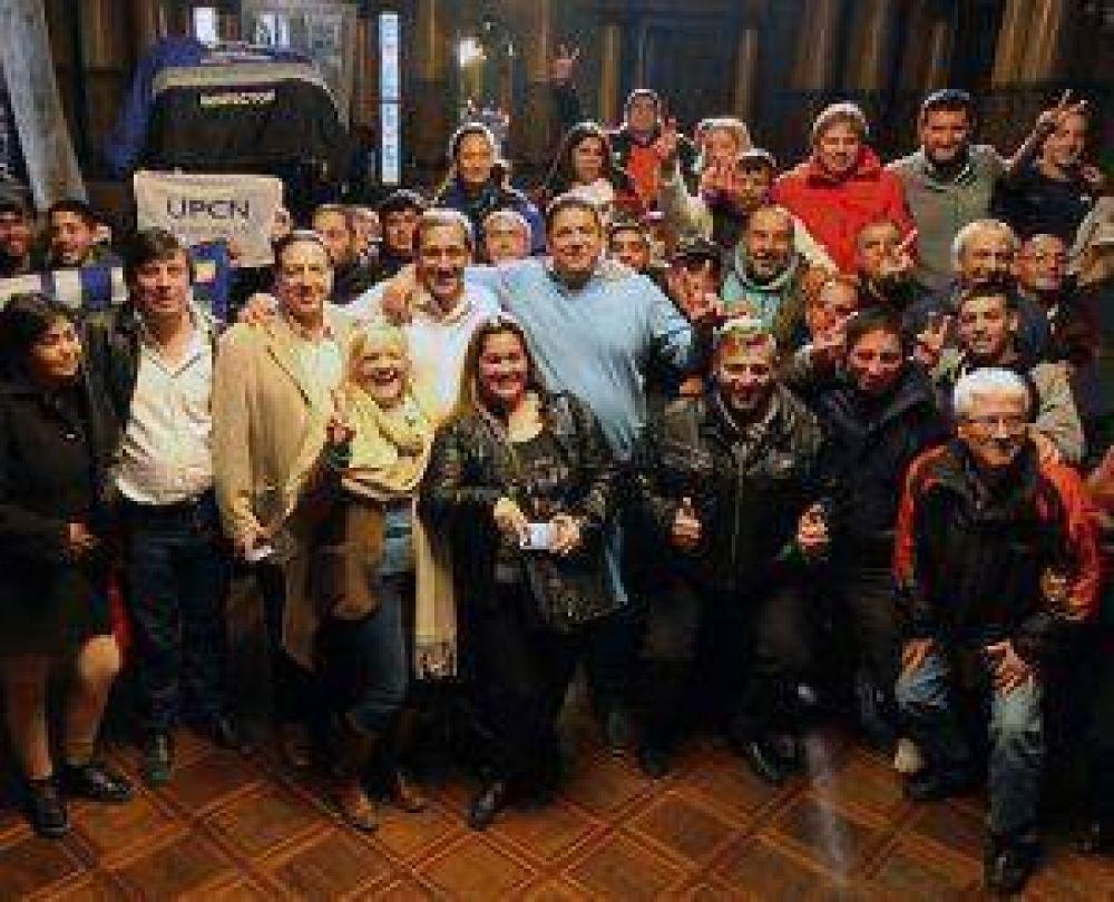 GARRO REALIZÓ HISTÓRICA FIRMA DE UN CONVENIO COLECTIVO DE TRABAJO PARA EMPLEADOS MUNICIPALES
