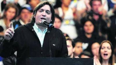 "Máximo Kirchner fustigó a Randazzo por su ""silencio frente al ajuste"""