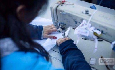 """Textiles: """"Los negocios siguen funcionando, lo que hay es un tema de baja rentabilidad"""""""
