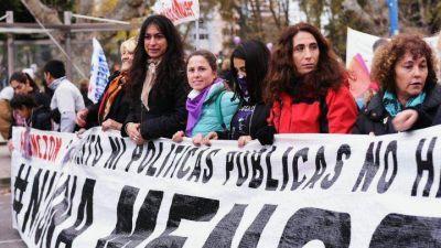 """""""Vivas las queremos"""", el lema que unió a una multitud en Mar del Plata"""