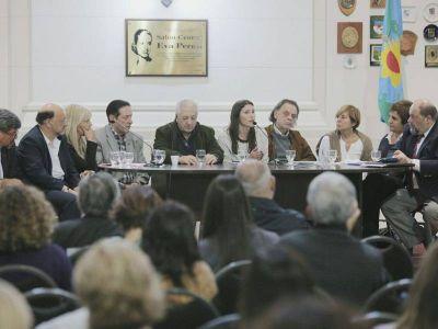 Masivo rechazo a la ley nacional de Riesgos del Trabajo que propone el Frente Renovador