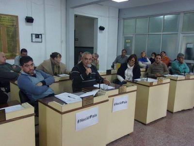 Otro fracaso de Nedela: El Concejo le rechazó la rendición de cuentas