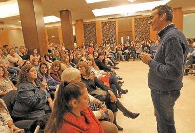 Randazzo busca dejar las reglas claras para el reparto de bancas