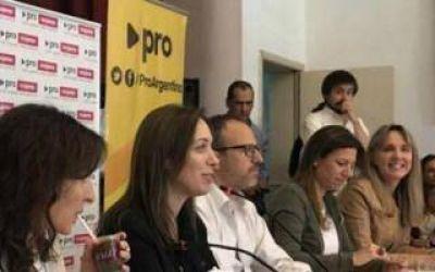 Elecciones 2017: Vidal y Peña encabezarán cumbre del PRO en Pilar
