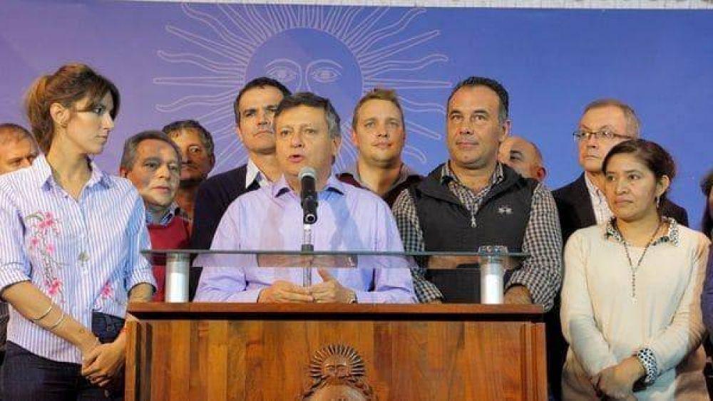 Cambiemos ganó en Corrientes y el PJ se impuso en Chaco y La Rioja