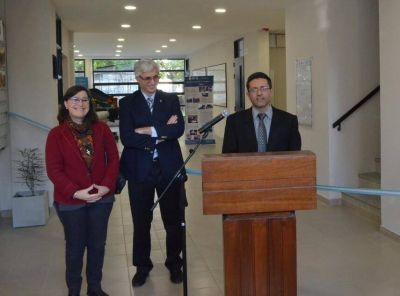 Ingeniería aeronáutica inauguró sus nuevas instalaciones