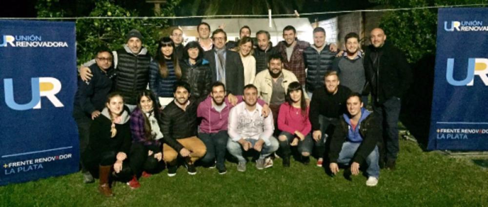 El Frente Renovador de La Plata sumó una nueva agrupación: