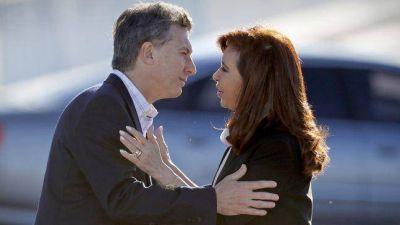 Con Cristina candidata se profundiza la polarización entre FPV-PJ y Cambiemos