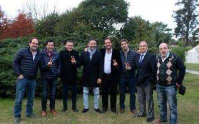 Intendentes de la primera sección ratifican conducción de Cristina Kirchner y piden por la unidad