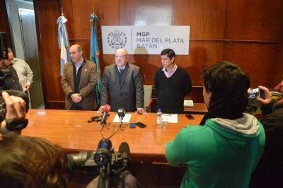 Arroyo confirmó que no habrá descuento para los municipales que hicieron paro