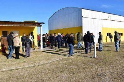 Se inauguró este lunes en Pellegrini la Planta de Tratamiento de Residuos Sólidos Urbanos