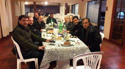 Dirigente radicales se reunieron y resaltaron que no hay integración con el arroyismo