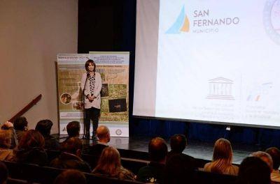 San Fernando brindó una capacitación para docentes sobre la biosfera del delta