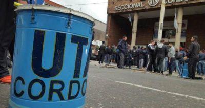 La UTA Córdoba se rebela y paraliza en transporte contra el acuerdo salarial nacional