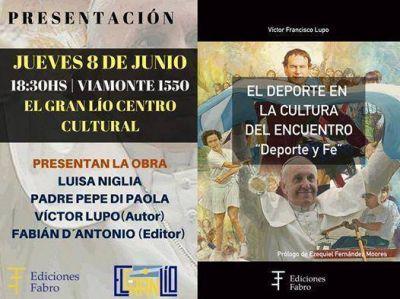 """""""El deporte en la cultura del encuentro"""""""