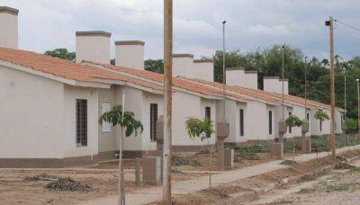 La Nación financiará la construcción de 1.650 viviendas en Salta