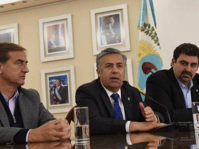 Violencia de género: Cornejo pidió más compromiso a peritos