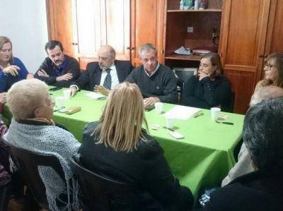 """Marcelo Artime: """"Los adultos mayores están en una situación de abandono"""""""