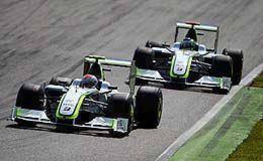 F1: GP Brawn logró el 1-2 en Monza