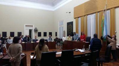 HCD: se aprobó Crear la Mesa de Información y Asistencia Ciudadana y reiteraron solicitud de cajeros para Del Carril y Polvaredas