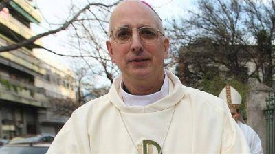El nuevo obispo castrense se reunió con Mauricio Macri y visitó a Estela de Carlotto