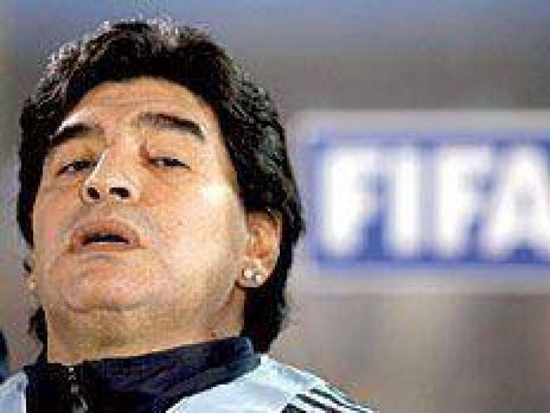 Diego ya viajó para hacer la revolución