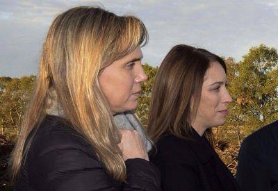 Plan clonación: Gladys González salió más candidata de una cumbre en una combi