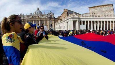 Obispos venezolanos llegan a Roma para reunirse con el Papa