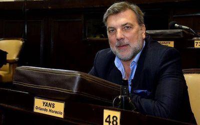 """Yans respaldó a Manes y apostó a """"una muy buena elección"""" de Cambiemos"""