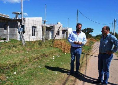 Comienzan las obras de las 114 viviendas de Justo Daract
